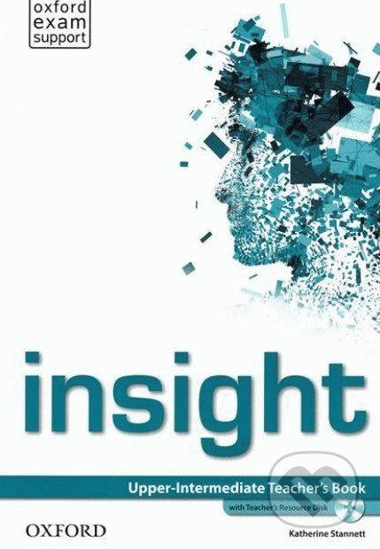 Insight Upper-Intermediate Teacher's Book