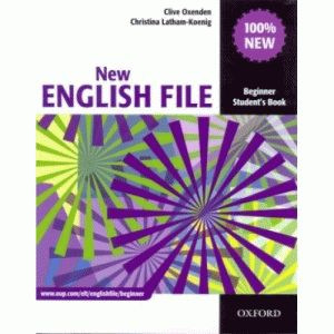 English File New Beginners Student's Book