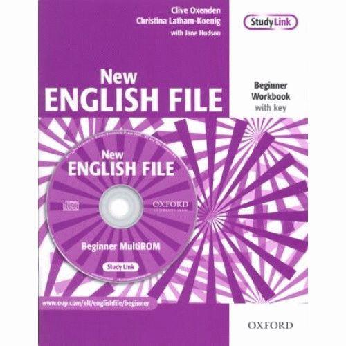 English File New Beginners Workbook