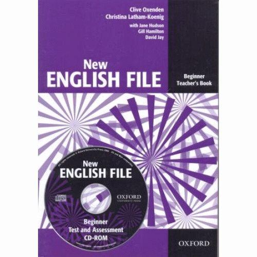 English File New Beginners Teacher's Book