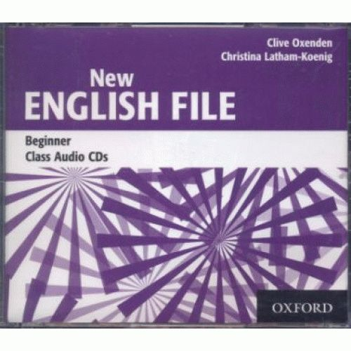 English File New Beginners Cl.CD