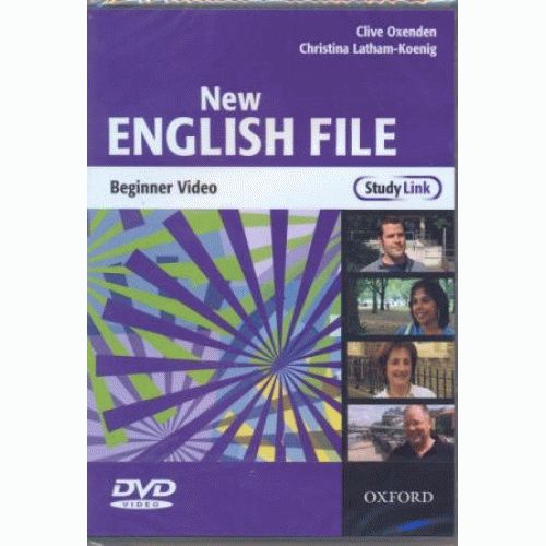 English File New Beginners DVD