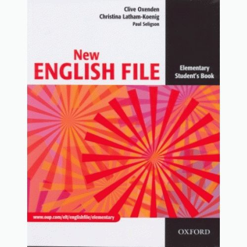 English File New Elementary Student's Book