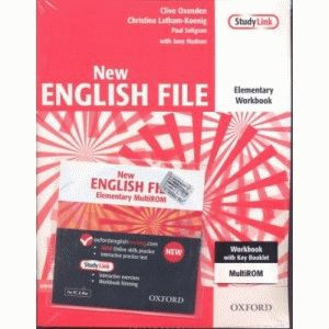 English File New Elementary Workbook