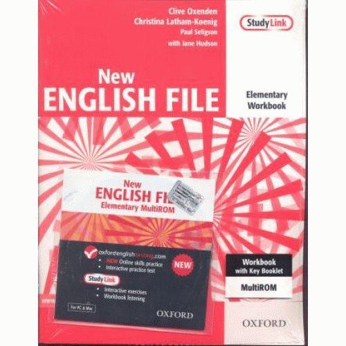 English File New Elementary Workbook