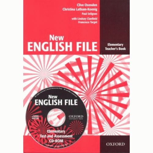English File New Elementary Teacher's Book