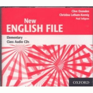 English File New Elementary Cl.CD