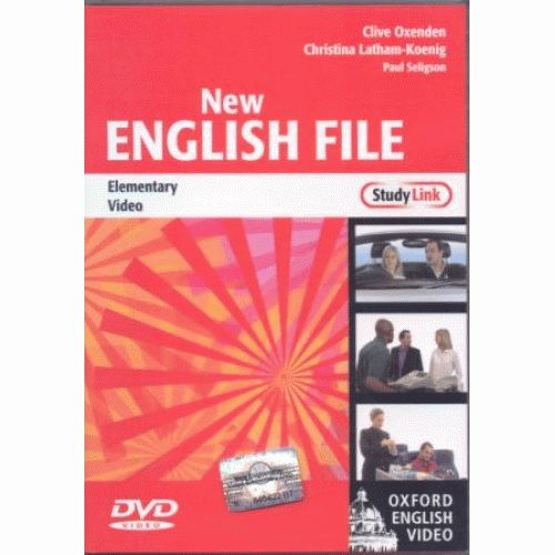 English File New Elementary DVD