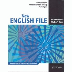 English File New Pre-Intermediate Student's Book