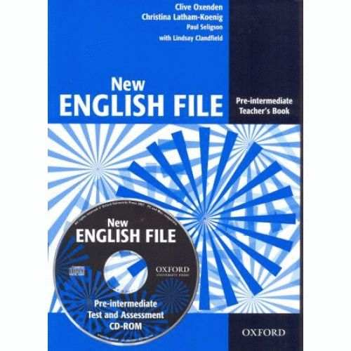 English File New Pre-Intermediate Teacher's Book