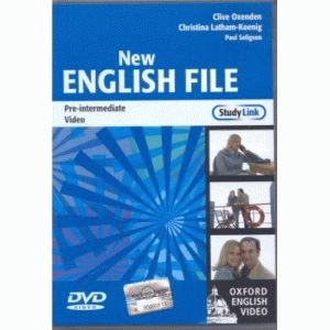 English File New Pre-Intermediate DVD