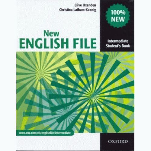 English File New Intermediate Student's Book