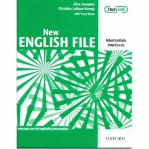 English File New Intermediate Workbook