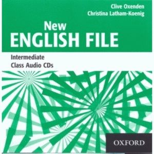 English File New Intermediate Cl.CD