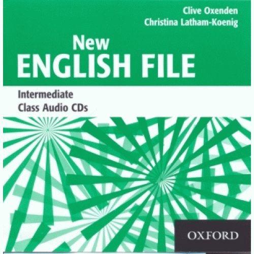 English File New Intermediate Cl.CD