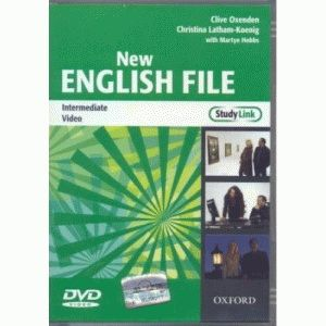 English File New Intermediate DVD
