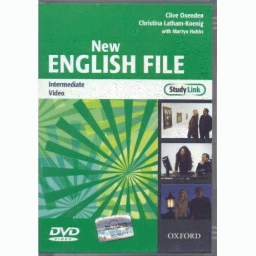 English File New Intermediate DVD
