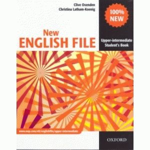 English File New Upper-Intermediate Student's Book