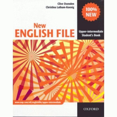 English File New Upper-Intermediate Student's Book