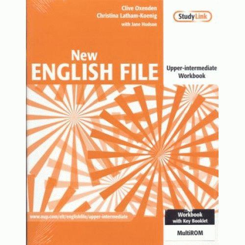 English File New Upper-Intermediate Workbook