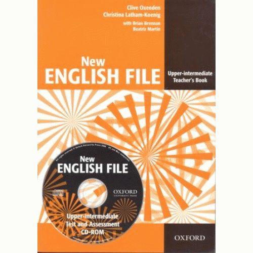 English File New Upper-Intermediate Teacher's Book