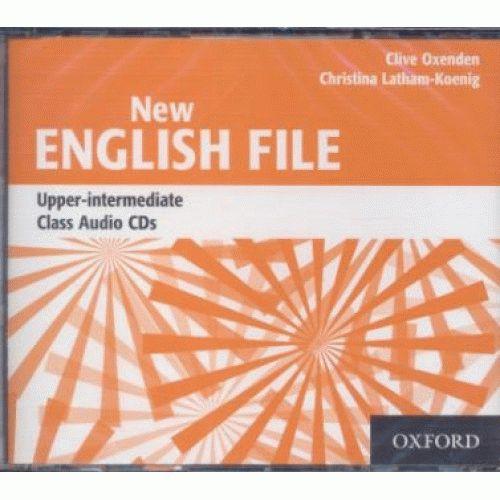 English File New Upper-Intermediate  Cl.CD