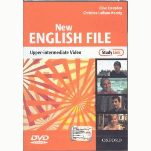 English File New Upper-Intermediate DVD