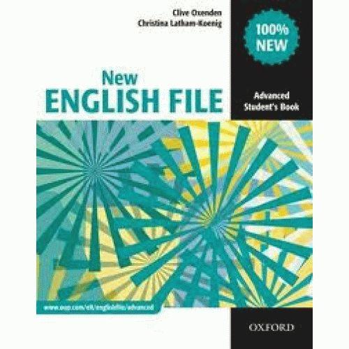 English File New Advanced Student's Book