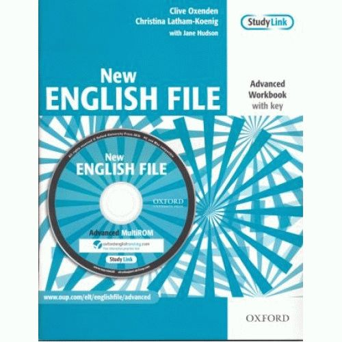 English File New Advanced Workbook