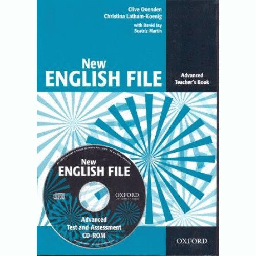 English File New Advanced Teacher's Book
