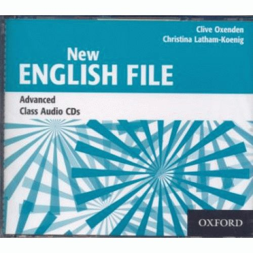English File New Advanced Cl.CD
