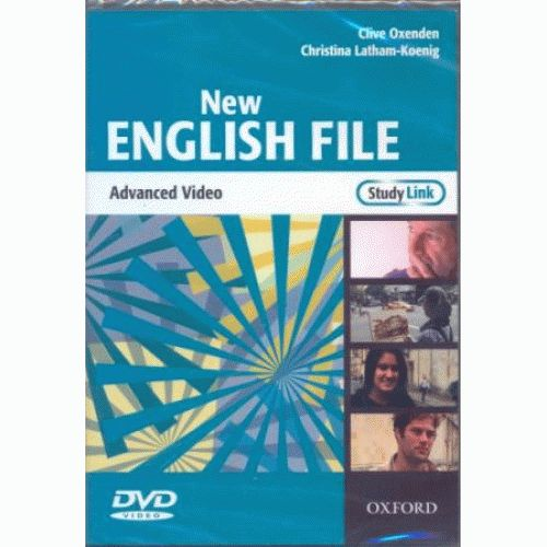 English File New Advanced DVD