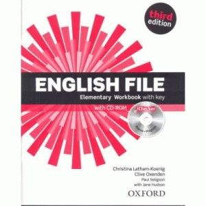 English File Elementary 3rd Ed Workbook