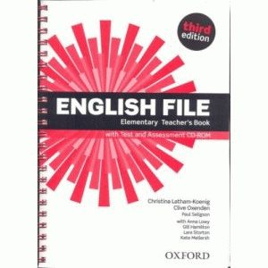 English File Elementary 3rd Ed Teacher's Book