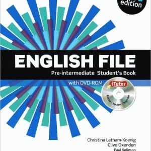 English File Pre-Intermediate 3rd Ed Student's Book