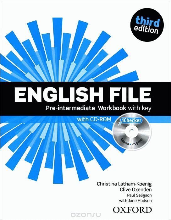 English File Pre-Intermediate 3rd Ed Workbook
