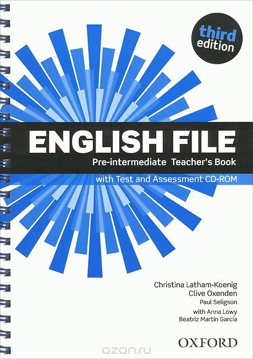 English File Pre-Intermediate 3rd Ed Teacher's Book