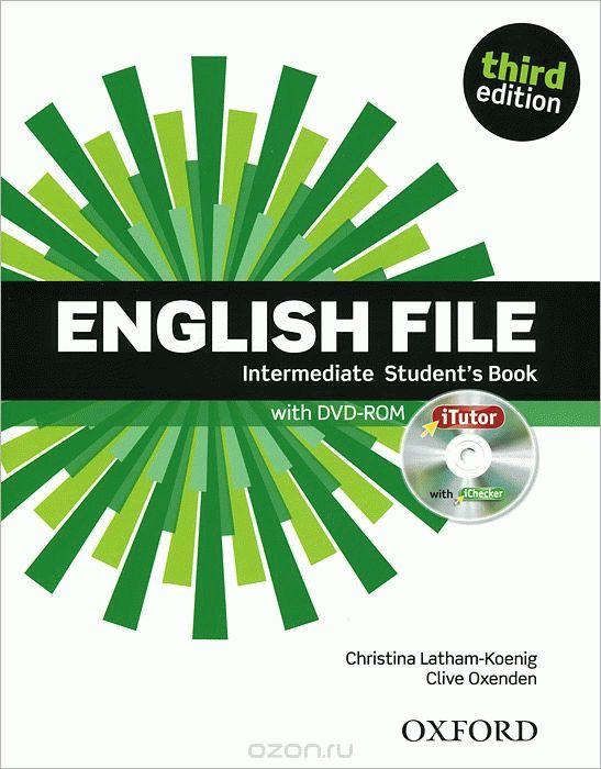 English File Intermediate 3rd Ed Student's Book