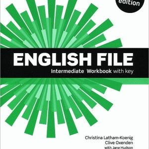 English File Intermediate 3rd Ed Workbook