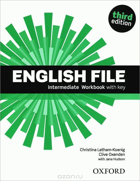 English File Intermediate 3rd Ed Workbook
