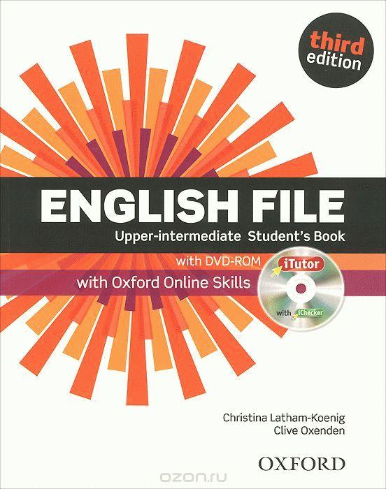 English File Upper-Intermediate 3rd Ed Student's Book