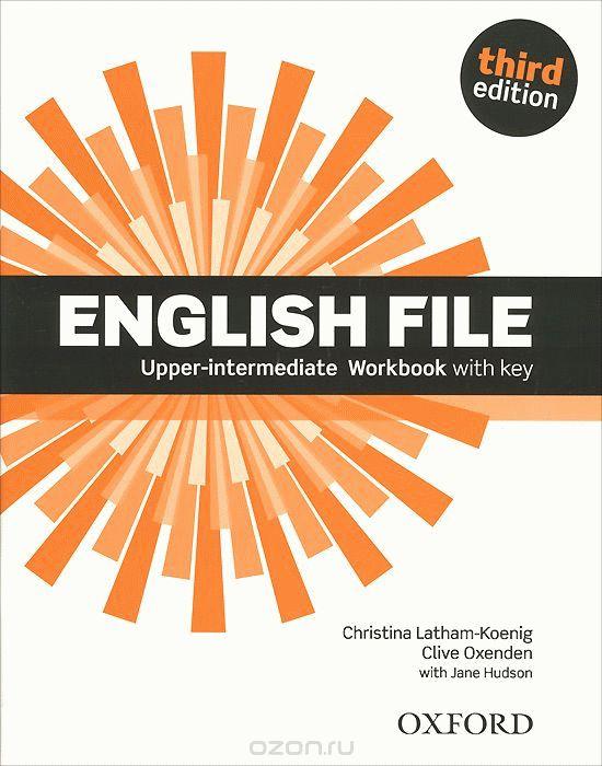English File Upper-Intermediate 3rd Ed Workbook