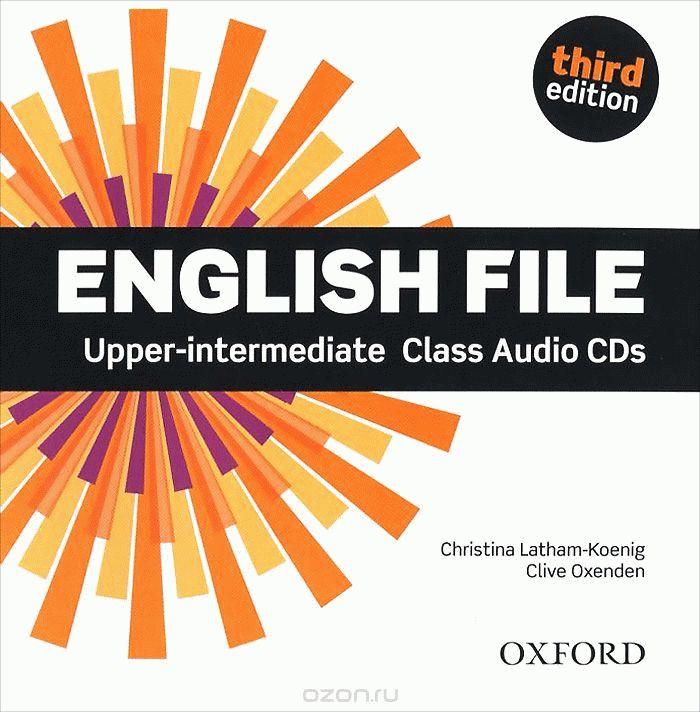 English File Upper-Intermediate 3rd Ed Cl.CD