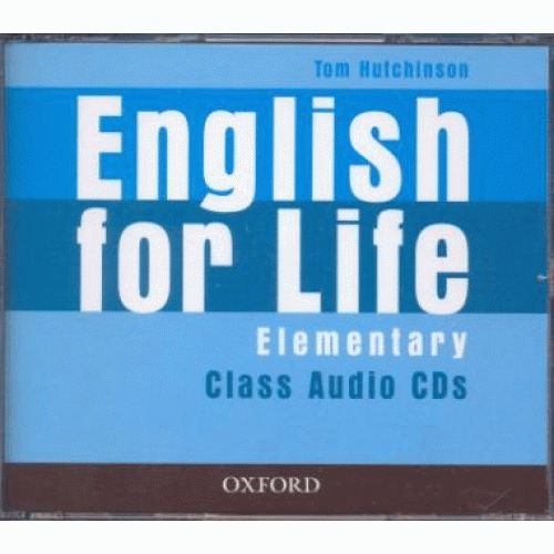 ENGLISH FOR LIFE Elementary CD