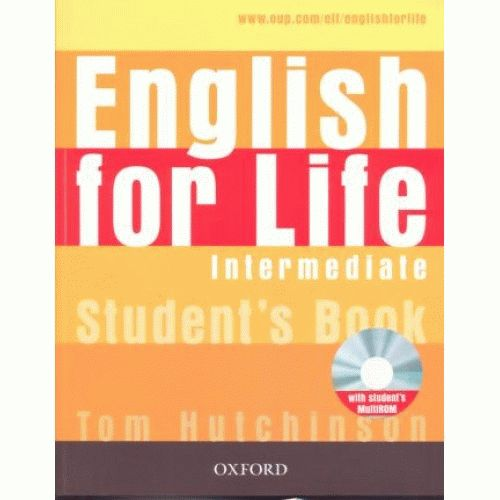 ENGLISH FOR LIFE Intermediate Student's Book with MultiROM Pack