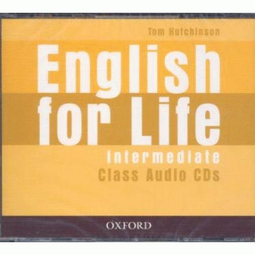 ENGLISH FOR LIFE Intermediate CD