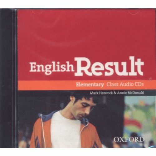 English Result Elementary  Cl.CD