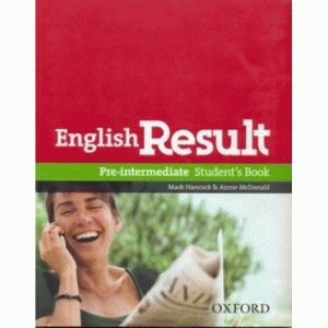 English Result Pre-Intermediate Student's Book