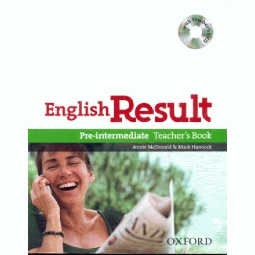 English Result Pre-Intermediate Teacher's Book