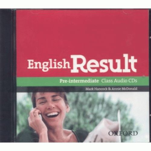 English Result Pre-Intermediate Cl.CD